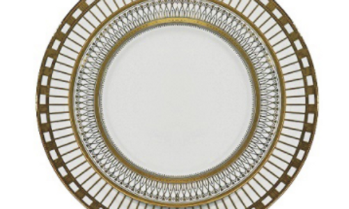 Galina Salad Plate