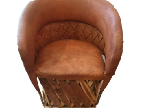 Pedregal Equipale Chair