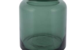 Dark Green Vase (small)