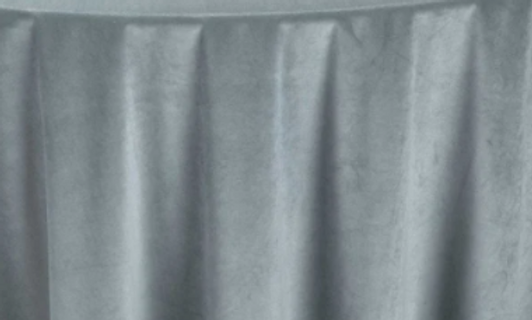Cadet Blue Velvet Linen