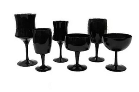 Black Goblets