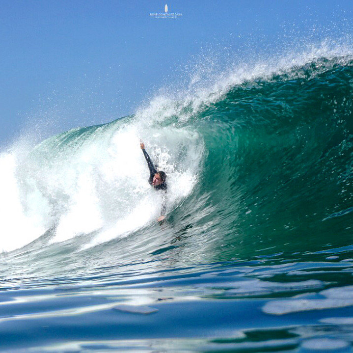Bodysurfing and Beach Day Care