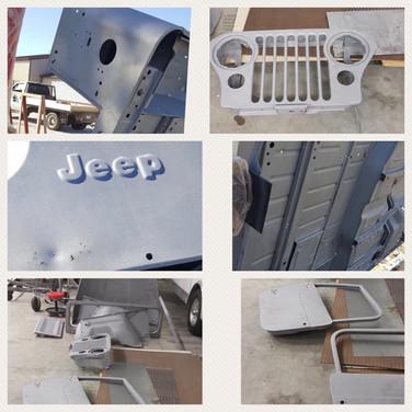 CJ7 Renegade Jeep