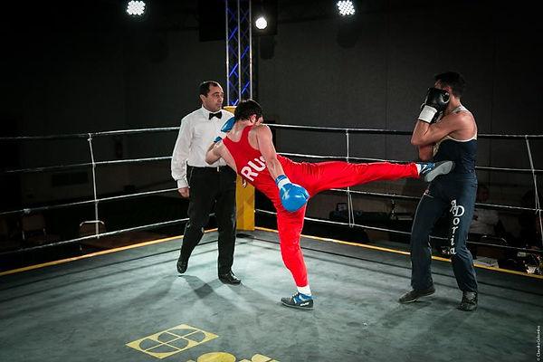 Руслан Абдинов СОЗВЕЗДИЕ французский бокс сават
