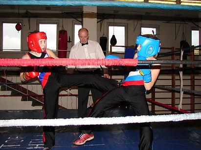 Созвездие бокс сават Николай Яранцев
