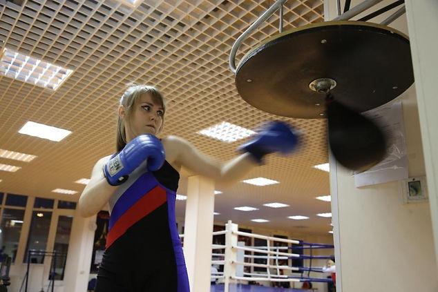 Созвездие бокс и сават Ксения Коточигова