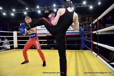 Николай Яранцев СОЗВЕЗДИЕ Французский бокс сават