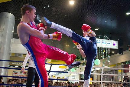 французский бокс сават