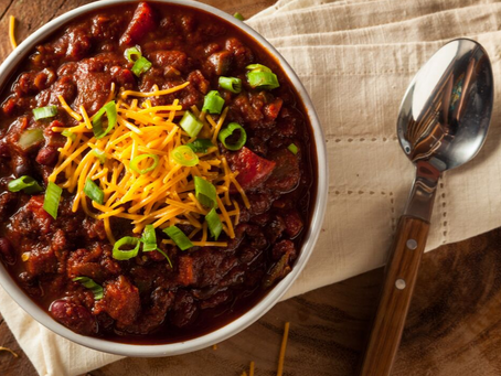 """How Good is Your Chili?  The """"Taste Buds"""" Wanna Know!"""