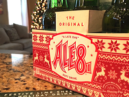 Celebrate with Ale-8, Five Kentucky Ideas this Christmas!