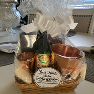 Ruth Hunt Candy Gift Basket