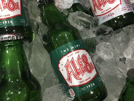 Ale 8 One Delivers... Again!