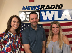 Tam & Leigh with Leland Conway Show