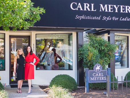 Fall Fashion at Carl Meyers