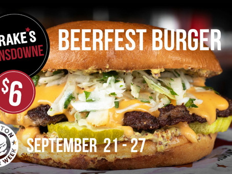 Burger Week Has Arrived!