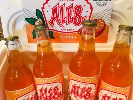 Ale-8-1 Orange Cream, the Buds Review!