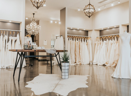 Finding Your Dream Wedding Dress: If Only Finding a Man Was This Easy
