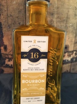 Wilderness Trail Distillery Rare Bourbon Release To Fight Cancer