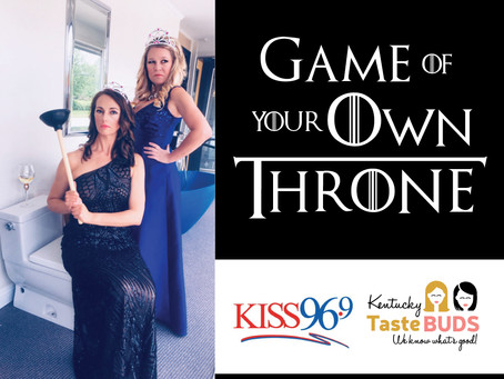 """Enter to Win """"Game of Your Own Throne"""" Contest!"""