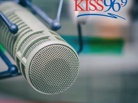 Twice the Buds = Twice the Fun on Kiss 96.9!