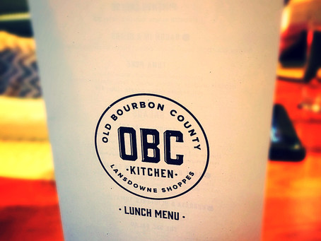 OBC Kitchen - More than just bourbon