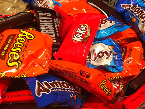 What to do with all this candy?!