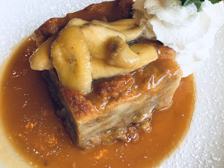 We May Have Found a Bread Pudding Better than Keeneland's. Guess Where?