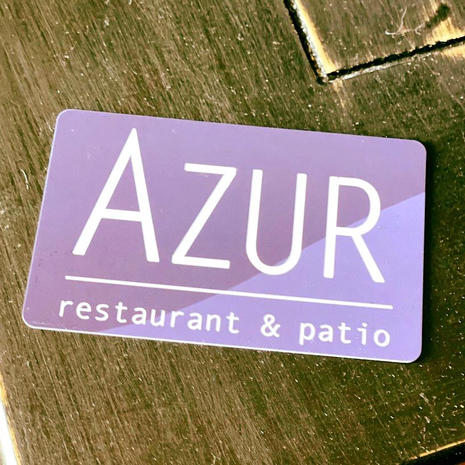 AZUR Restaurant Gift Card