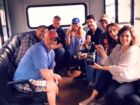 Five Reasons Why You Should Ride a Beer Bus