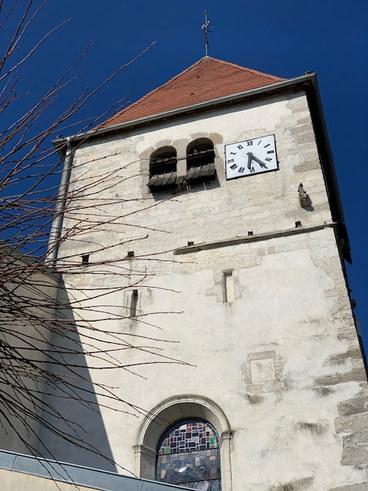 Eglise saint Maurice de Domgermain