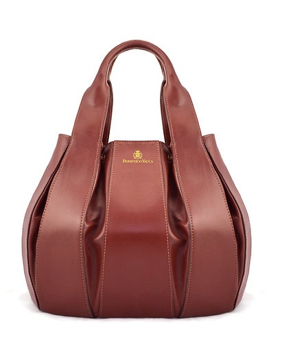 Julie Bag Leather Brown