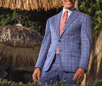 Suit 100% Wool
