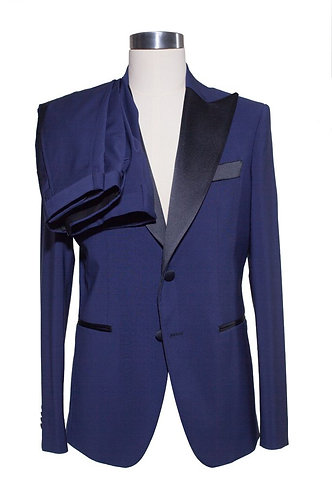 Tuxedo Wool and Silk