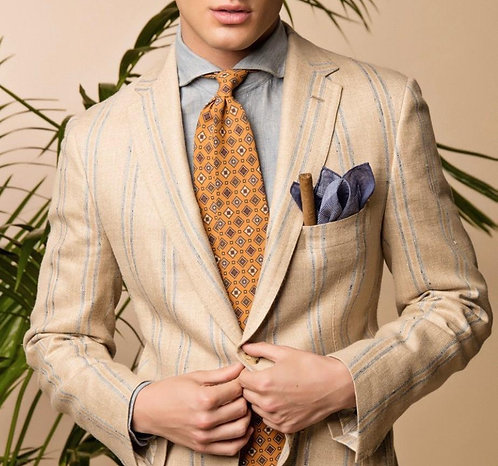 Jacket Wool and Bamboo