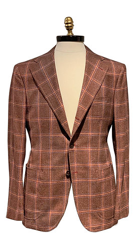 2 Button Jacket - 100% Wool