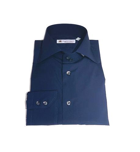2 Button Shirt Blu