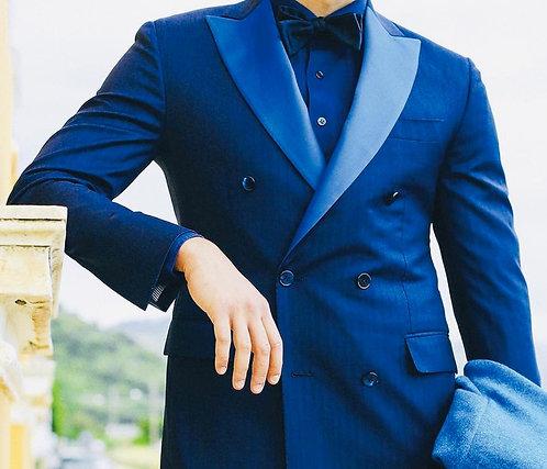 Tuxedo Wool & Silk