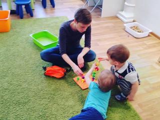 Группа кратковременного пребывания для малышей с особенностями развития