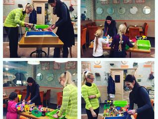 Встреча с детскими психологами в Андерсон Шуваловский