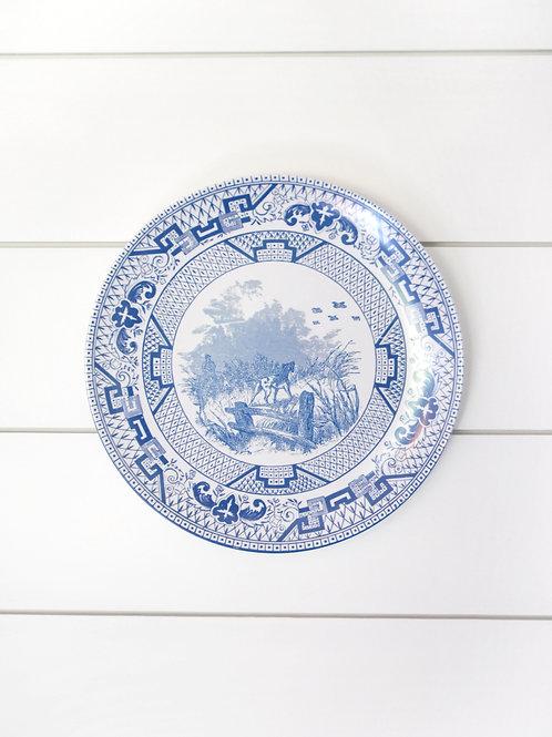 Yorkshire Melamine Plate