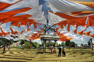 Fusion Festival 2013 - Turmbühne