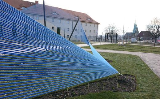 3dtex BUGA Textile Skulptur 07