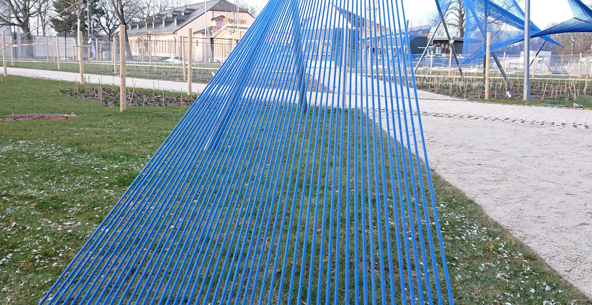 3dtex BUGA Textile Skulptur 04