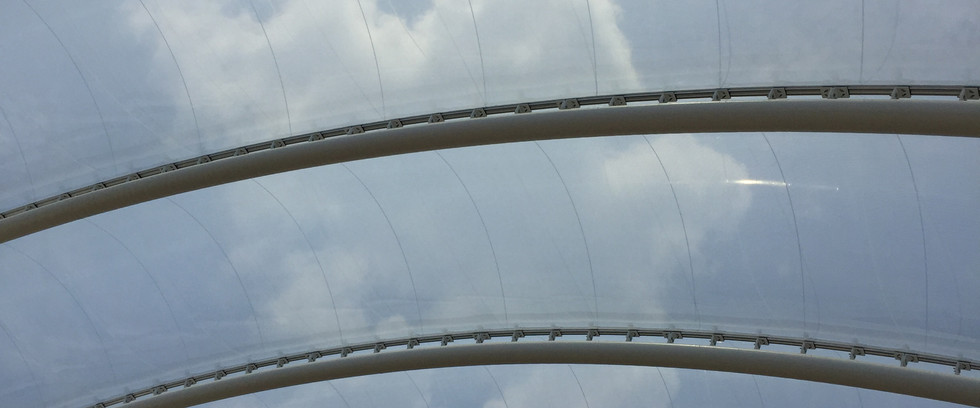 3dtex ETFE Roof Cabo Norte Shopping Mall