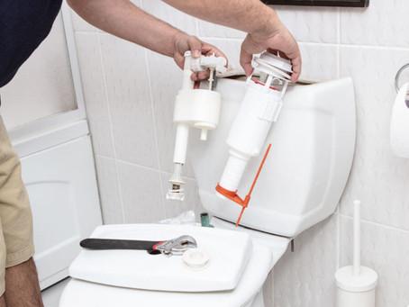 Cómo cambiar el mecanismo de descarga de una cisterna