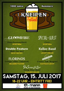 Kneipenfestival 2017 Flyer (ONLINE DATEI)