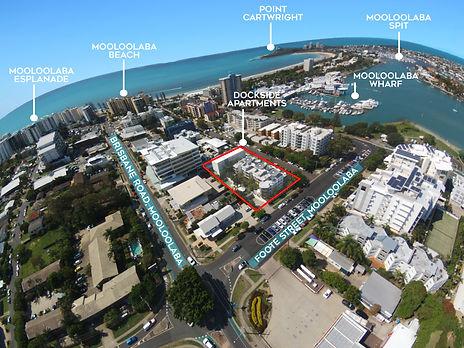 Dockside Apartments Mooloolaba Accommodation