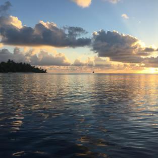 Another stunning Indian Ocean sunset
