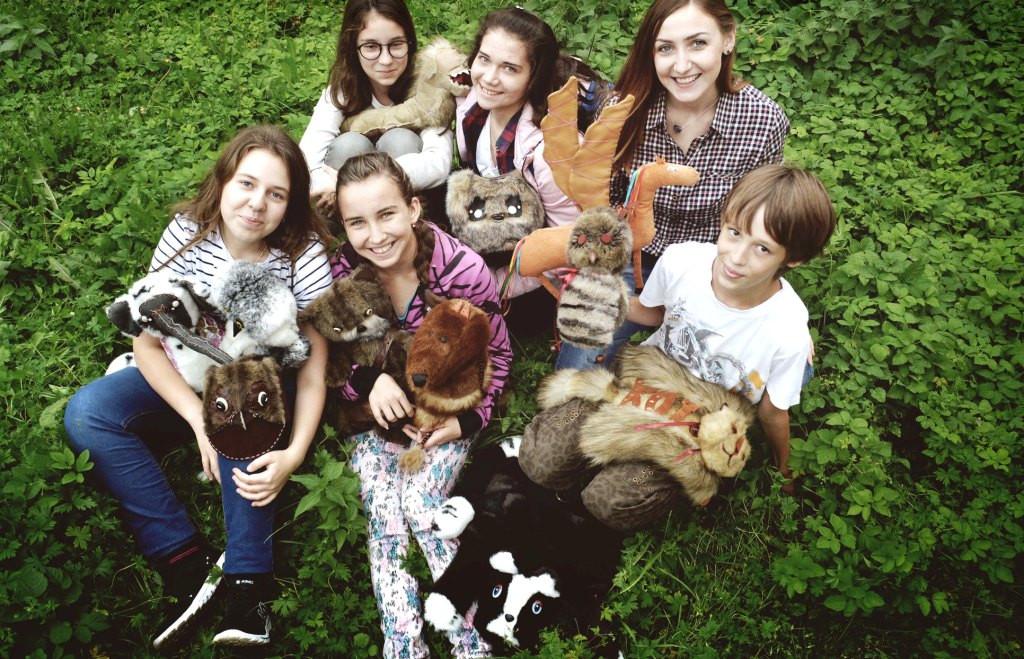 Афонина Светлана Сергеевна с группой уча