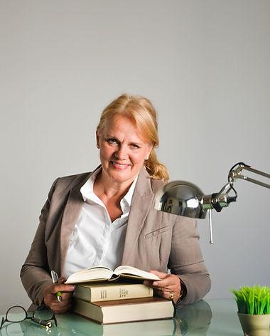 Portrait der Rechtsanwältin